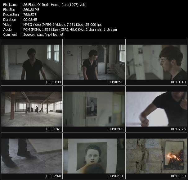 Flood Of Red video screenshot