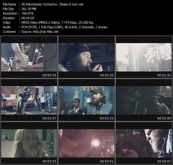 Manchester Orchestra video screenshot