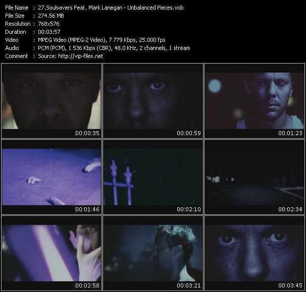 Soulsavers Feat. Mark Lanegan video screenshot