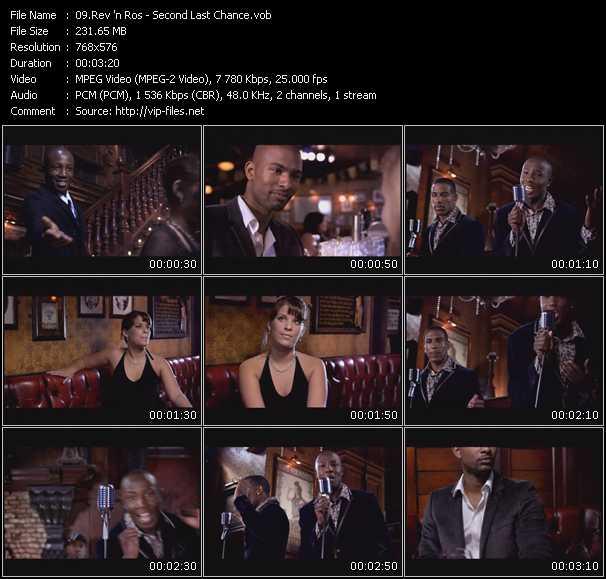 Rev 'n Ros video screenshot