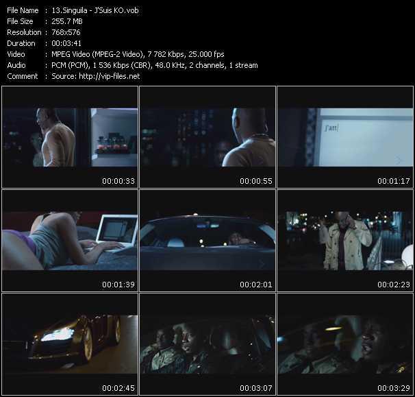 Singuila video screenshot