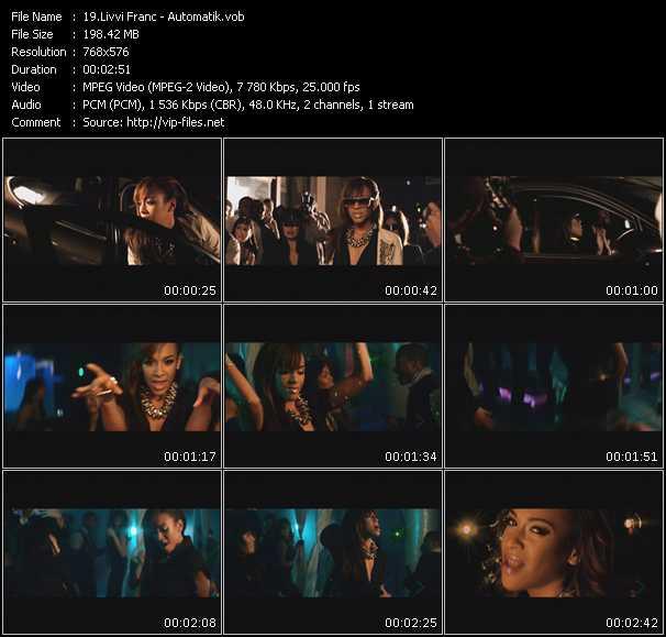 Livvi Franc video screenshot