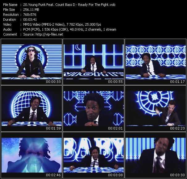 Young Punk Feat. Count Bass D video screenshot