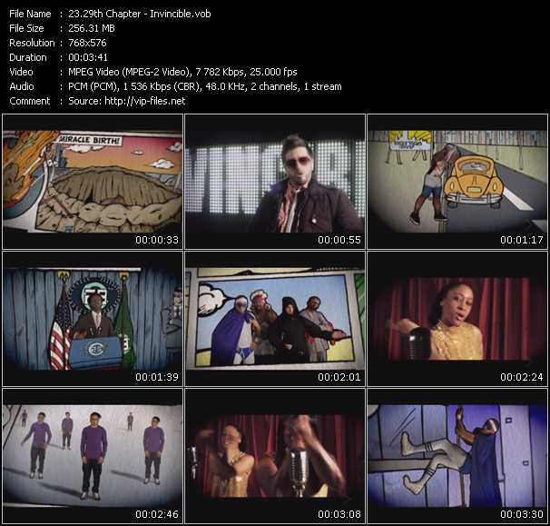 29th Chapter video screenshot