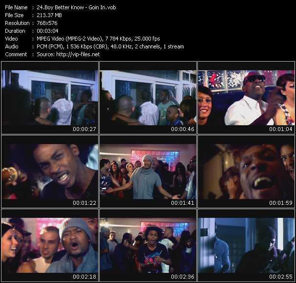 Boy Better Know video screenshot