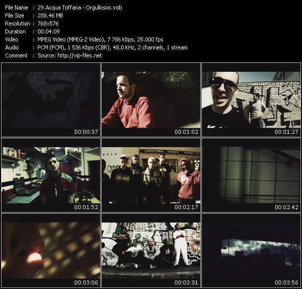 Acqua Toffana video screenshot