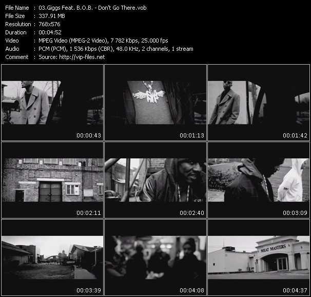 Giggs Feat. B.O.B. video screenshot