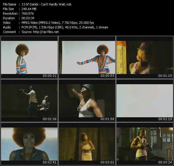 N'Dambi video screenshot