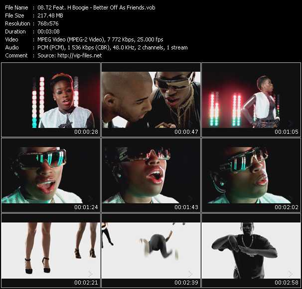 T2 Feat. H Boogie video screenshot