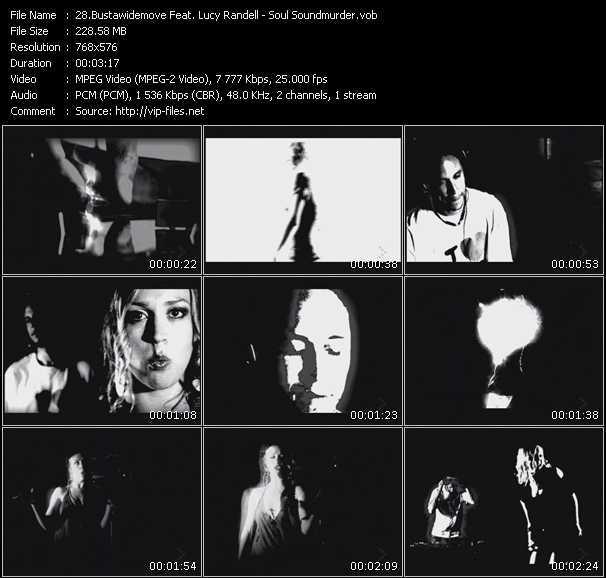Bustawidemove Feat. Lucy Randell video screenshot