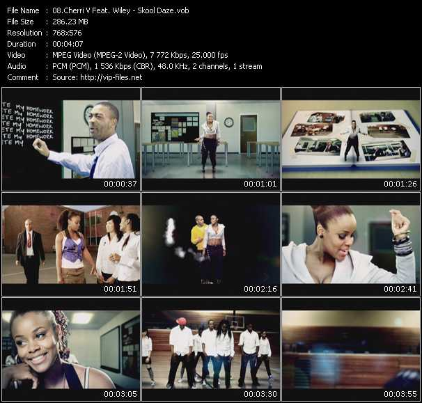Cherri V Feat. Wiley video screenshot