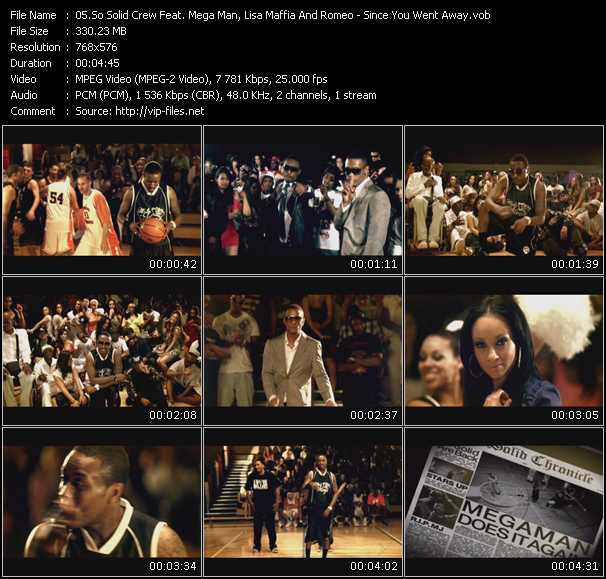 So Solid Crew Feat. Mega Man, Lisa Maffia And Romeo video screenshot