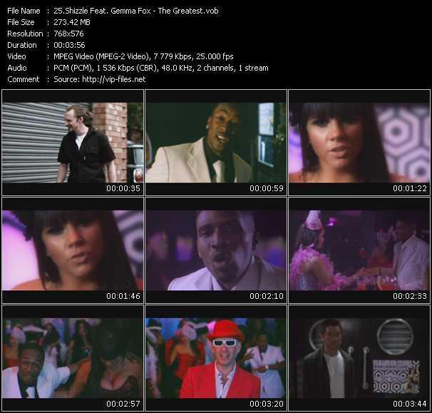 Shizzle Feat. Gemma Fox video screenshot