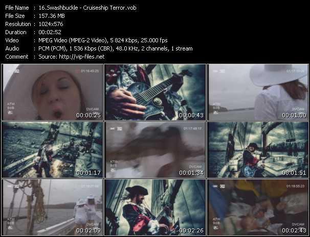 Swashbuckle video screenshot