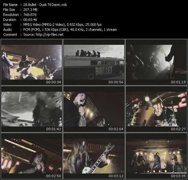 Bullet video screenshot