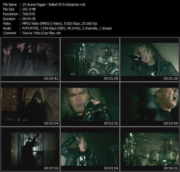 Grave Digger video screenshot
