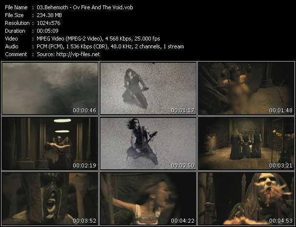 Behemoth video screenshot
