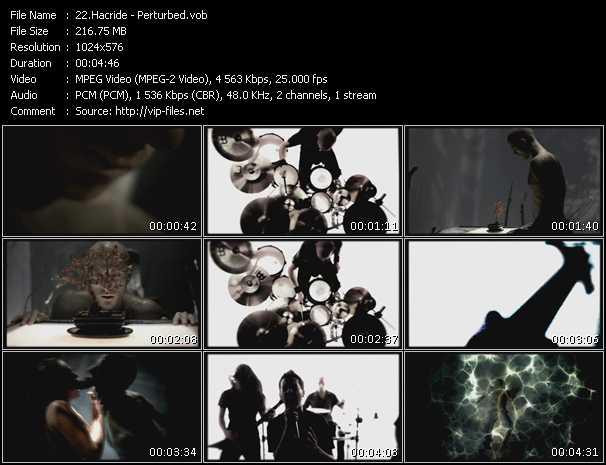 Hacride video screenshot