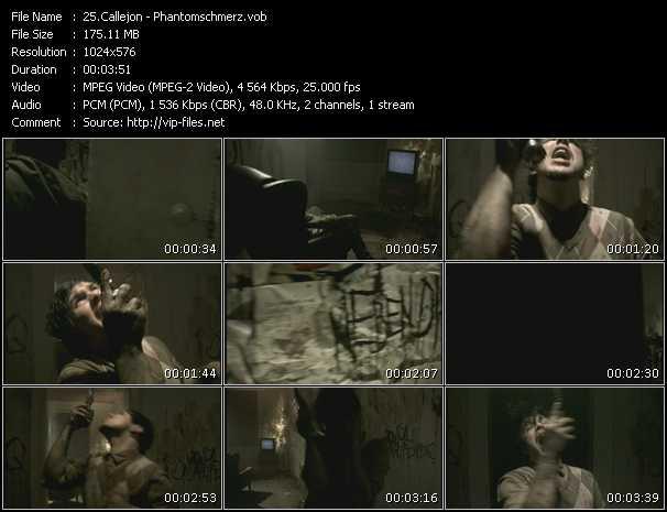 Callejon video screenshot