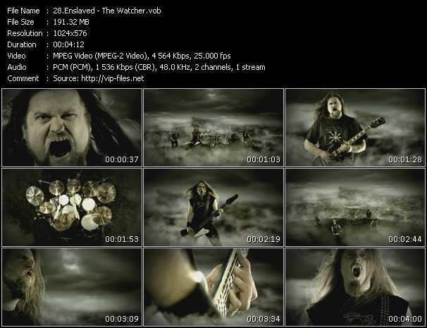 Enslaved video screenshot