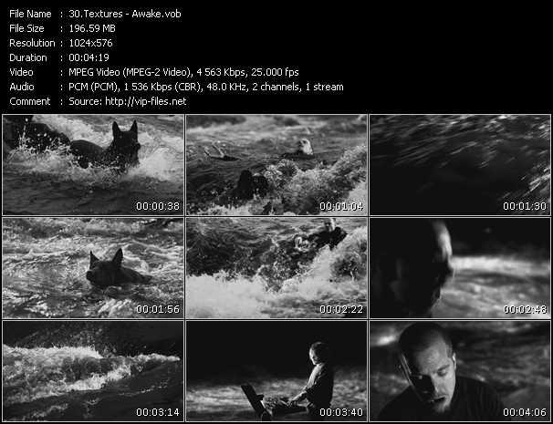 Textures video screenshot