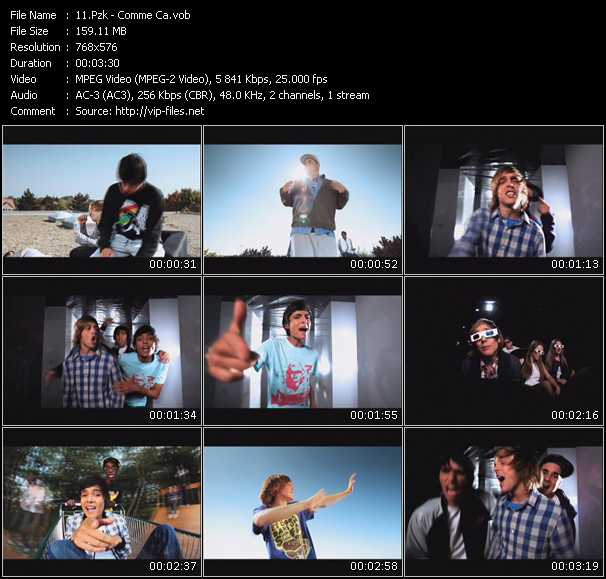 Pzk video screenshot