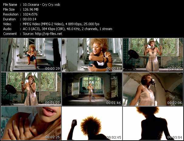 Oceana video screenshot