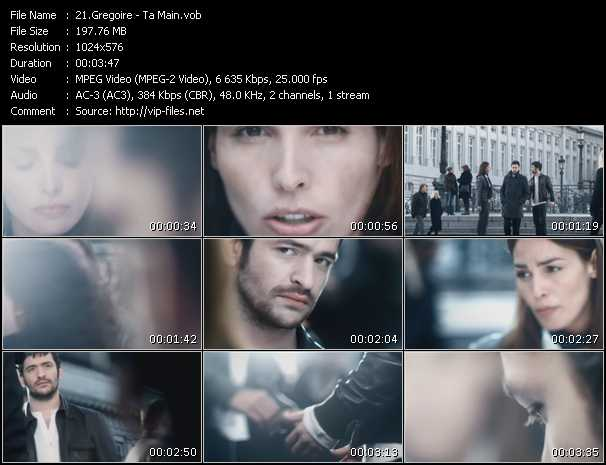Gregoire video screenshot