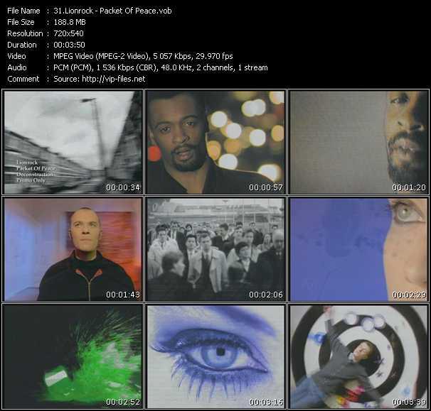 Lionrock video screenshot