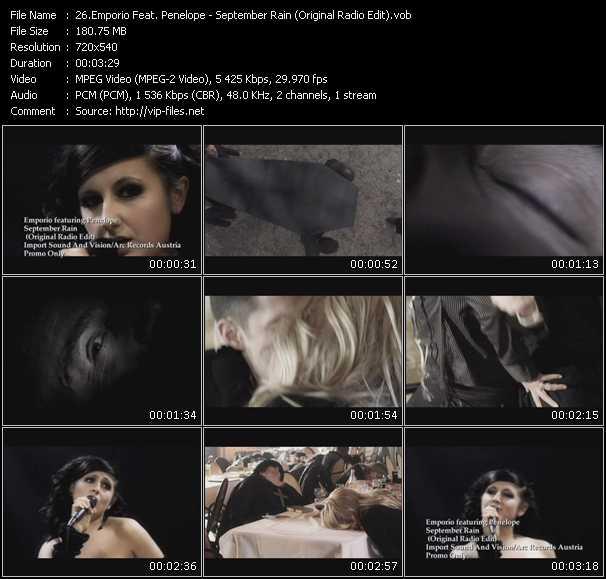 Emporio Feat. Penelope video screenshot