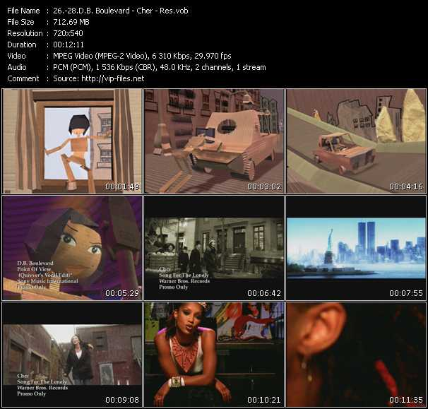 Db Boulevard - Cher - Res video screenshot