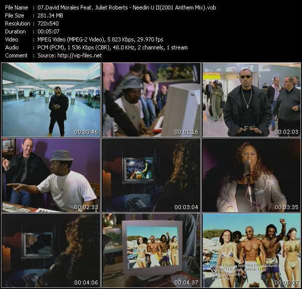David Morales Feat. Juliet Roberts video screenshot