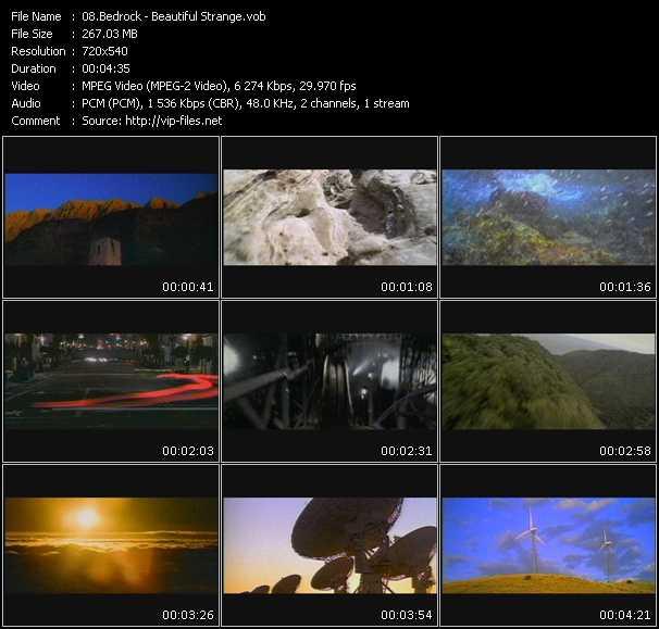 Bedrock video screenshot