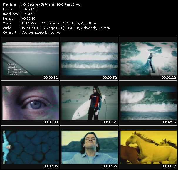 Chicane video screenshot