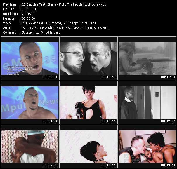 Empulse Feat. Zhana video screenshot