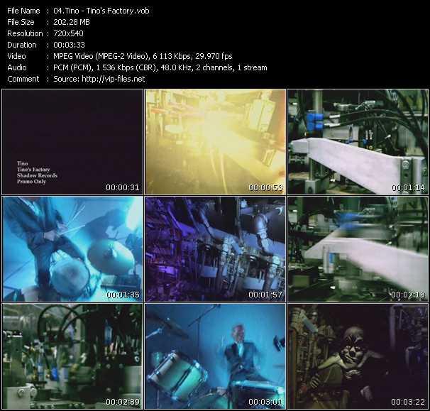 Tino video screenshot