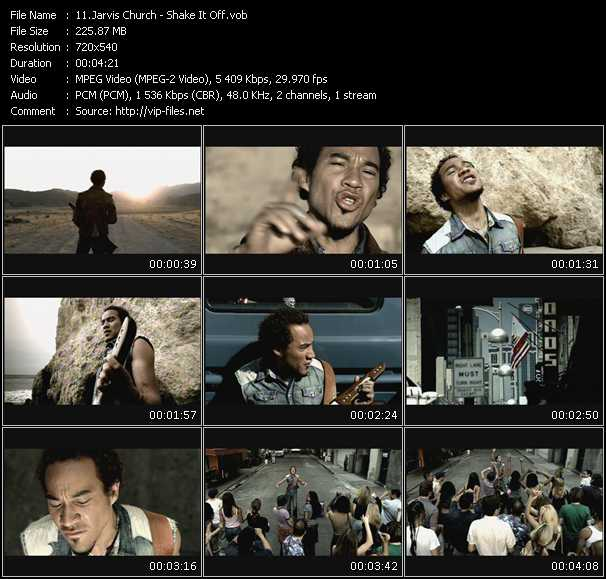 Jarvis Church video screenshot