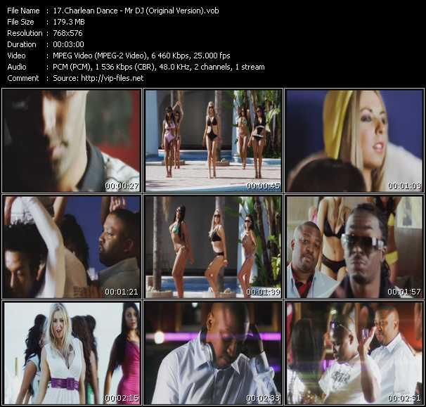 Charlean Dance video screenshot
