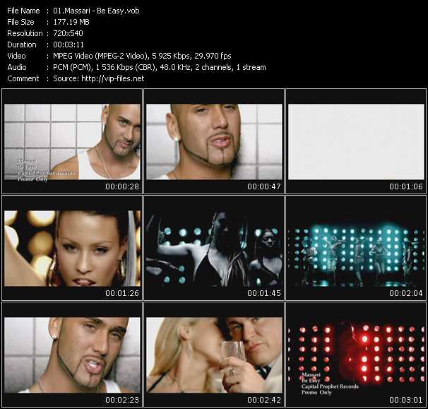 Massari video screenshot