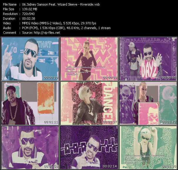 Sidney Samson Feat. Wizard Sleeve video screenshot