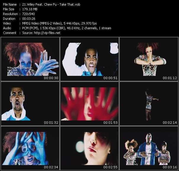 Wiley Feat. Chew Fu video screenshot
