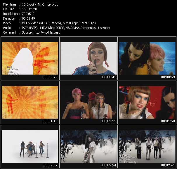 Jypsi video screenshot
