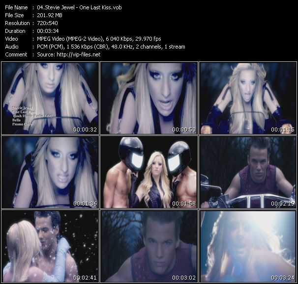 Stevie Jewel video screenshot