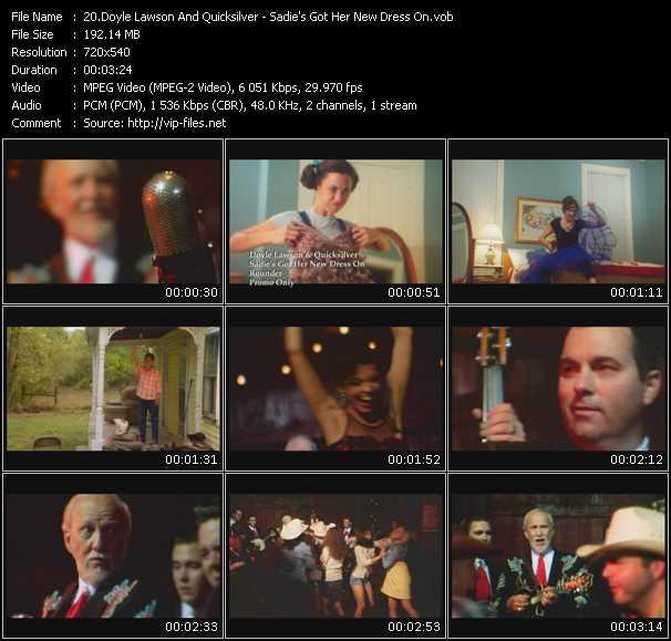 Doyle Lawson And Quicksilver video screenshot