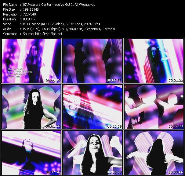 Pleasure Center video screenshot