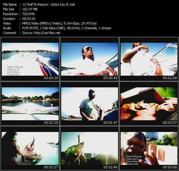 Smif-N-Wessun video screenshot
