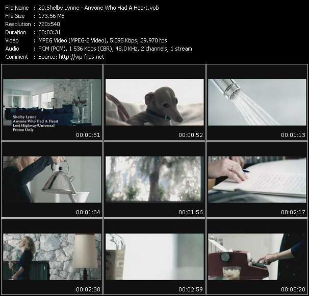 Shelby Lynne video screenshot