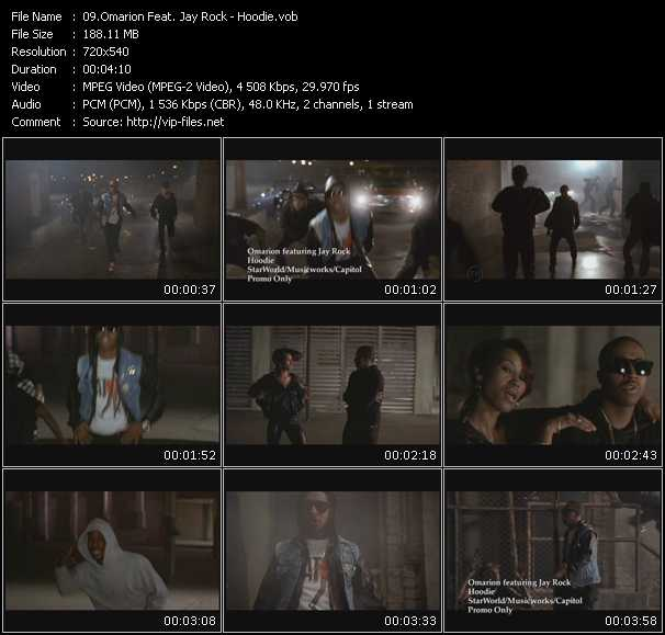 Omarion Feat. Jay Rock video screenshot