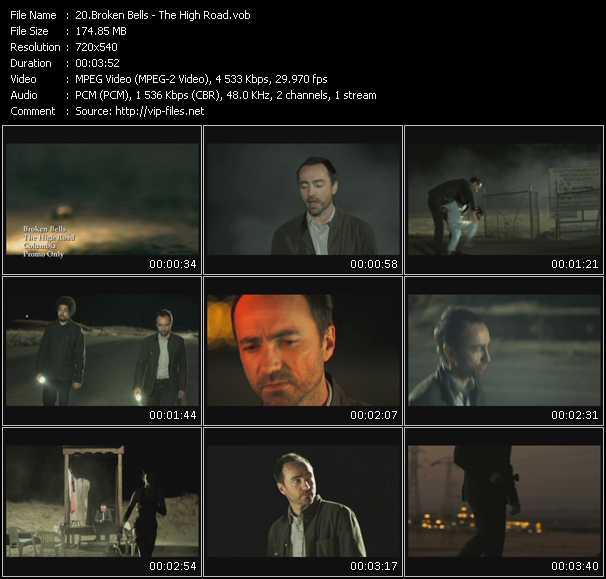 Broken Bells video screenshot