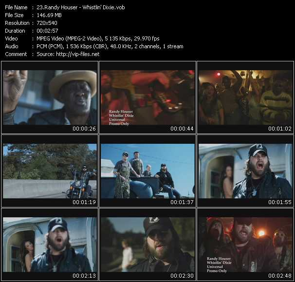 Randy Houser video screenshot